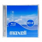 Maxell BD-R 4x 25GB Jewel Case 1PK