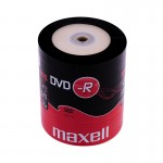 Maxell DVD-R 16x 4,7GB Shrink 100