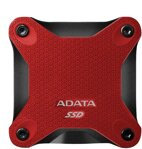 Adata External SSD  SD600Q 240GB USB3.1 Red