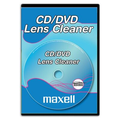 Maxell DVD Lens Cleaner