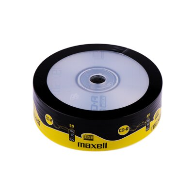Maxell CD-R 52x 700MB Shrink 25