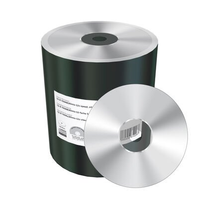 Mediarange CD-R 52x 700MB Shrink 100