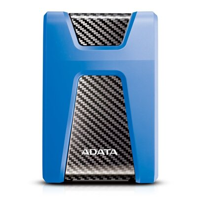 ADATA HD650 Durable externí HDD 1TB 2,5'' USB 3.1 Blue