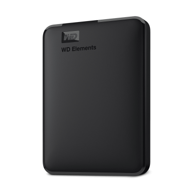 "Ext. HDD 2.5"" WD Elements Portable 1,5TB USB"