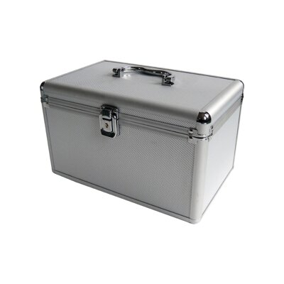 MediaRange DJ Case Silver for 200 disc