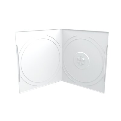 Mediarange DVD Case 7mm pocket clear