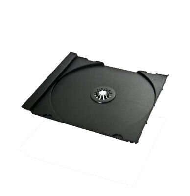 CD Digi Tray Black