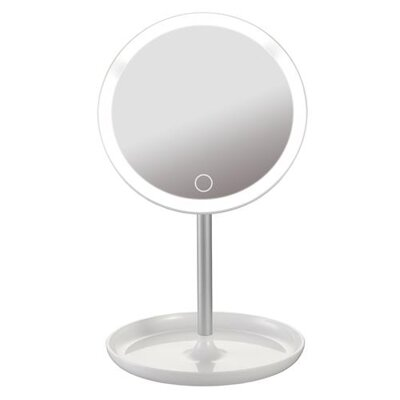 Platinet Cosmetic Mirror Round LED 4W White