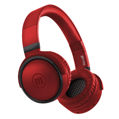 Maxell Headphone HP-BTB52 Bluetooth  Red