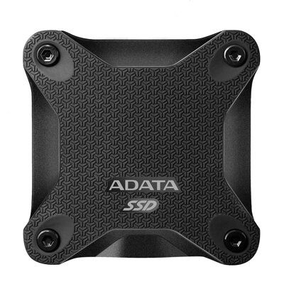 Adata External SSD  SD600Q 480 GB USB3.1 Black