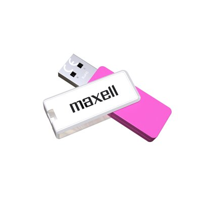Maxell USB 32GB Typhoon White+Pink 2.0