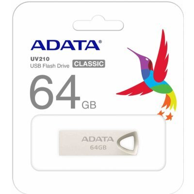 Adata USB 64GB UV210 Metal 2.0