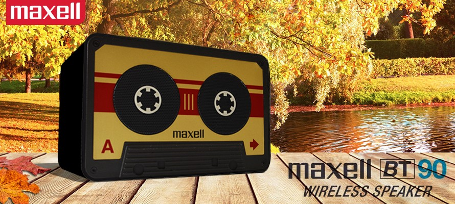 Maxell Speaker BT90 Wireless