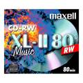 Maxell CD-RW  Audio Jewel Case