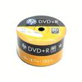 HP DVD+R 16x 4,7GB Shrink 50