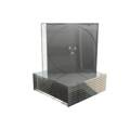 Mediarange CD-Box 5,2 mm Single Black tray