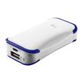 MediaRange Power Bank 4400mAh White