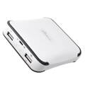 MediaRange Power Bank 10400mAh Dual USB White