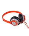 Maxell Headphones HP-360 LEGACY + MIC Red