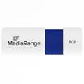 Mediarange USB 8GB Blue 2.0