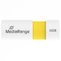 Mediarange USB 16GB Yellow 2.0