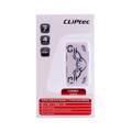 Cliptec Card Reader 4 Slots+ 3 PORT White