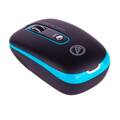 Cliptec The Natural Optical Mouse Blue
